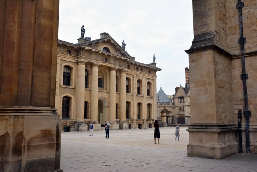 ¿Qué hacer en Oxford en un fin de semana?