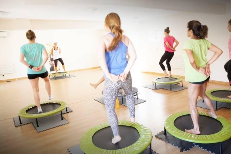 Todo retiro de desintoxicación debe incluir actividad física.