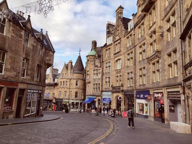 Qué ver en Edimburgo - Ciudad Vieja