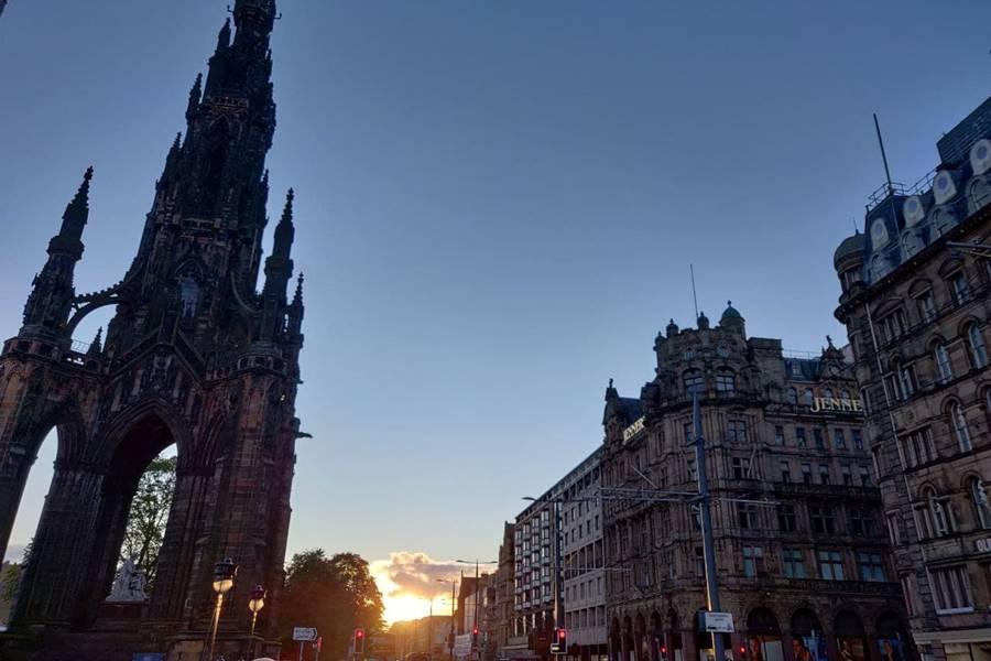 Ropa para Edimburgo - Centro de la ciudad